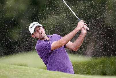 オーストラリアプロゴルファーギブソン