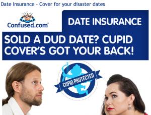 イギリス初デート保険