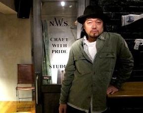 滝沢信介デザイナー