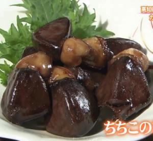 カツオのちちこ甘辛煮