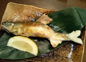 おいしい鮎の塩焼きレシピ