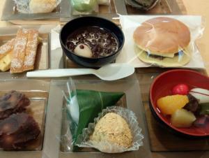 二子玉の和菓子バイキング「丸京庵」800円食べ放題メニューと ...