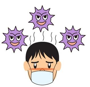 夏風邪ウイルス