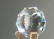 キキョウカット水晶