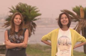 香里奈と戸田恵梨香かわいい