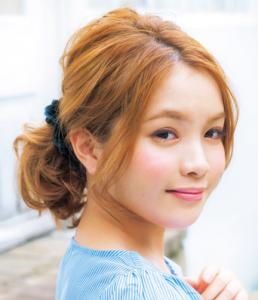 アレンジ : ヘアスタイル・髪型 ...