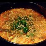 ユッケジャンスープレシピ
