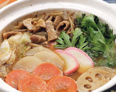体を温める鍋