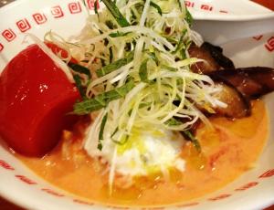 夏限定太陽のトマト冷麺