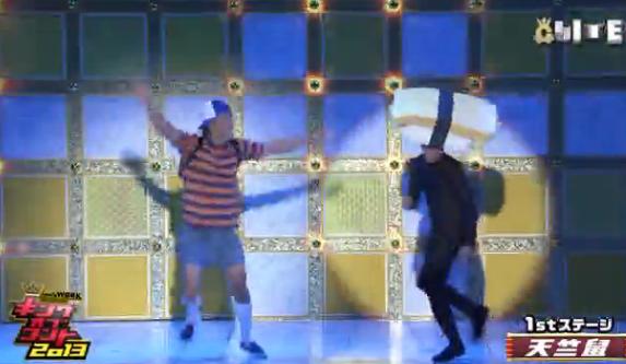 天竺鼠ダンス曲