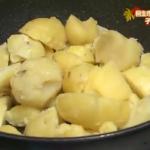 フライパンで炒める