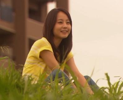 堀北真希ロング髪型