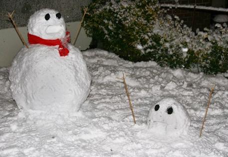 雪だるまアイデア
