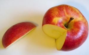 リンゴカット