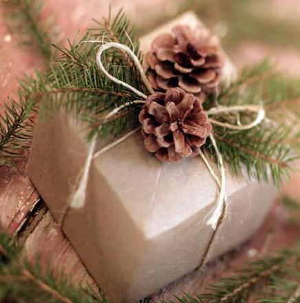 クリスマス手作りラッピング