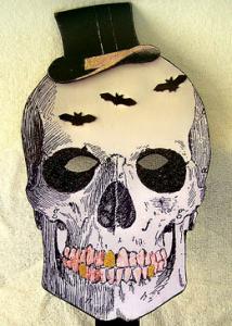 おしゃれなハロウィンマスク