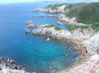 式根島温泉