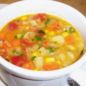 グラタン献立スープ