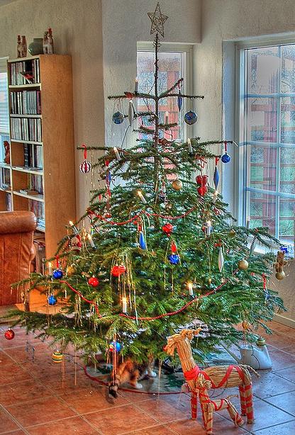 スウェーデンクリスマスツリー