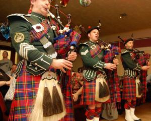 スコットランドクリスマス
