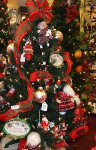 スコットランドクリスマスツリー