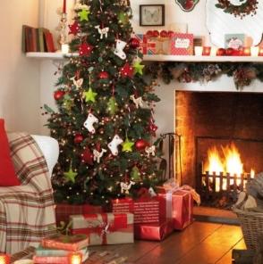 フランスクリスマスツリー