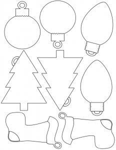 クリスマスのテンプレートまとめ
