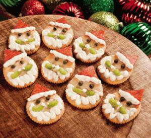 クリスマスクラッカーレシピ