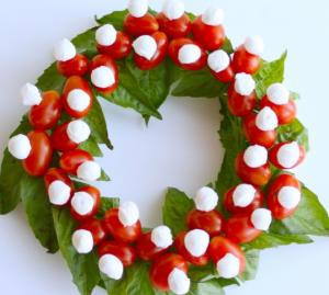 クリスマス簡単サラダ
