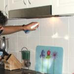 キッチンタイル大掃除やり方