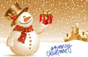 クリスマスメッセージ英語文例