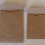 封筒の折り方