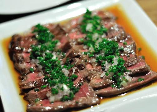 牛たたきおせち以外の肉料理