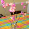 桜の木キッズクラフト方法
