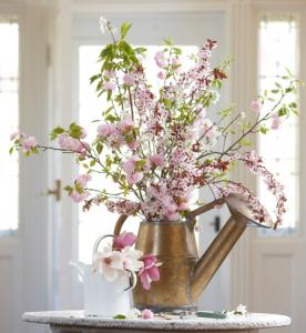 桜の豪華アレンジ例
